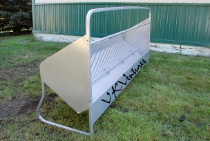 Fence Line Feeders for sheep and goats